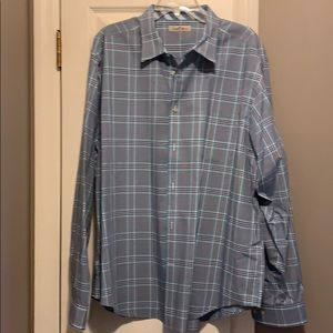 Like new men's dress or casual button down $6